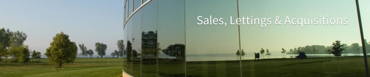 Sales, Lettings and Aquisitions